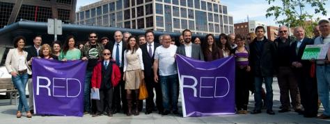 Equipo Movimiento RED